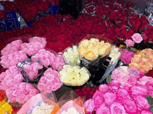 Rosor för hjärtan ... :-)